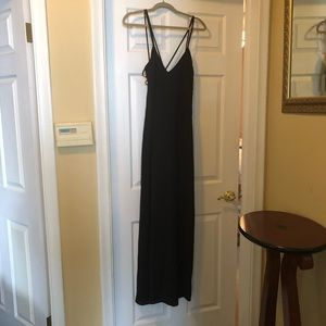 Nasty Gal, black, jumpsuit, NWT